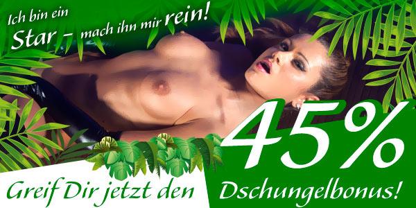 45% Dschungelbonus